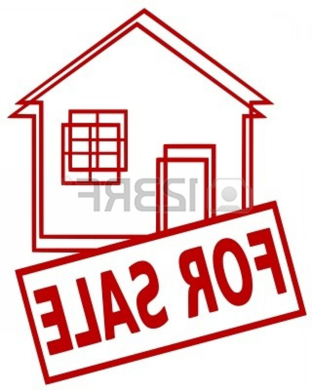 House For Sale Clip Art House For Sale Vectorportal.