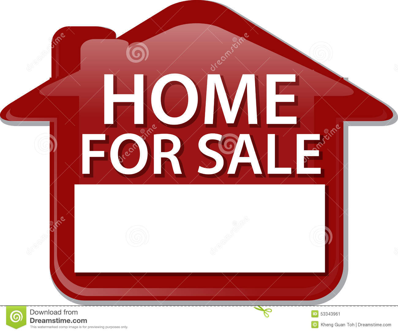 House for sale sign clipart clipground for Real art for sale