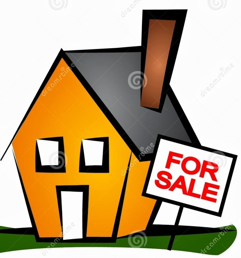 House for sale sign clipart clipground for Housse for sale
