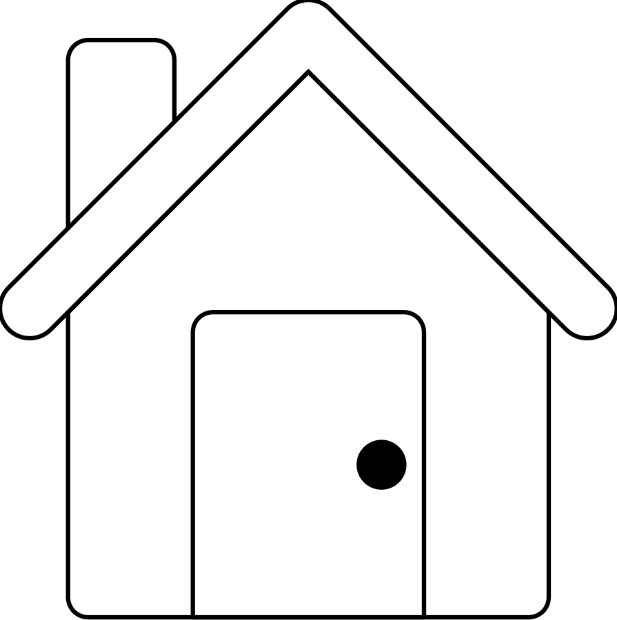House Frame Clipart Png