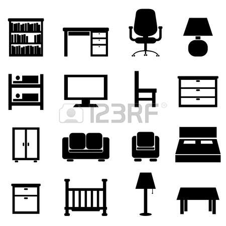 30,359 Office Furniture Stock Vector Illustration And Royalty Free.