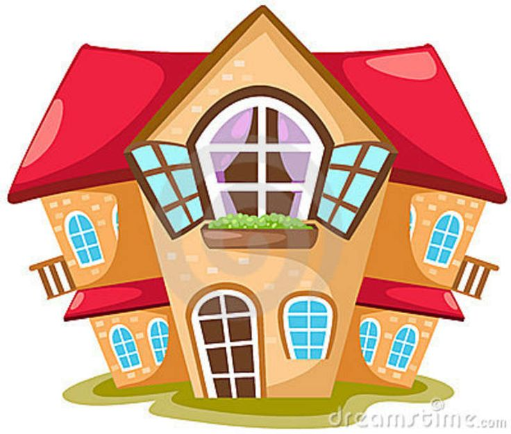 House Clipart Hd.