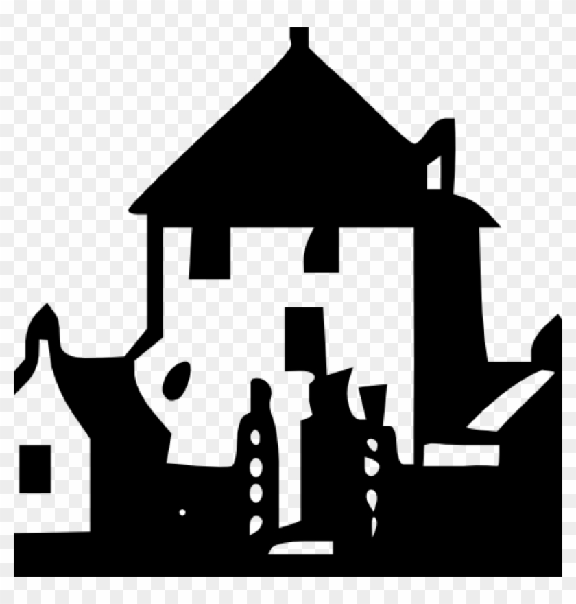 Haunted House Clipart Free Tom Haunted House Clip Art.