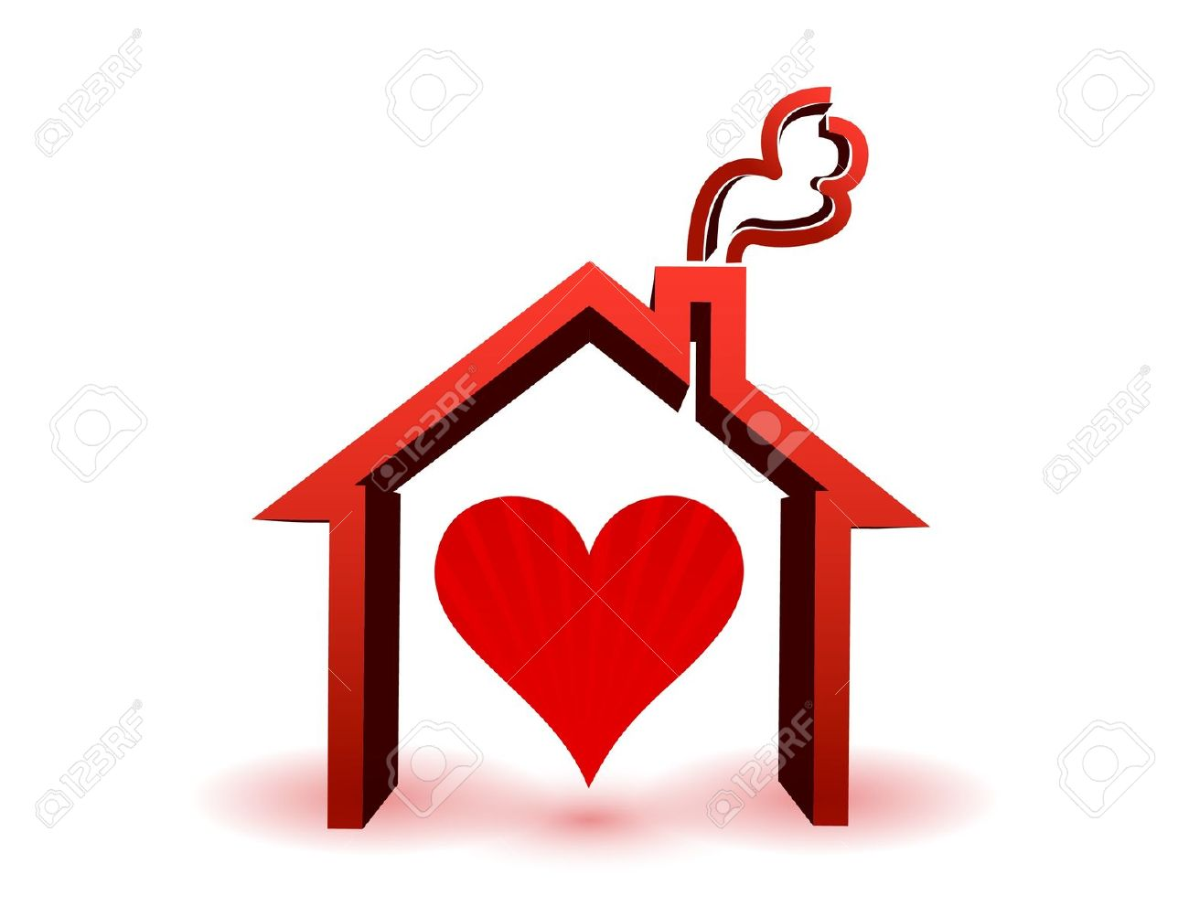 house heart clipart 20 free Cliparts | Download images on ...