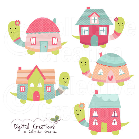 Home sweet home clipart house.