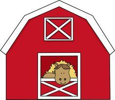 Animal house clip art.
