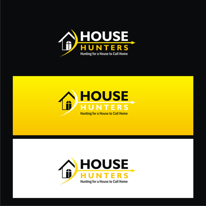 Help House Hunters with a new logo.