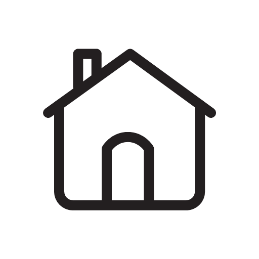 home house icon.