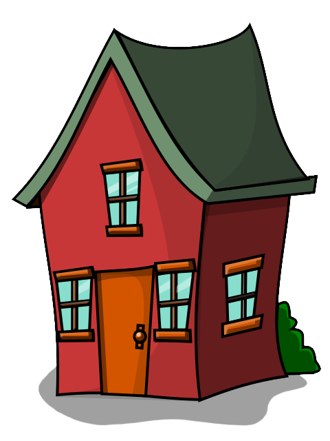 Happy house clipart free clipart images clipartix.