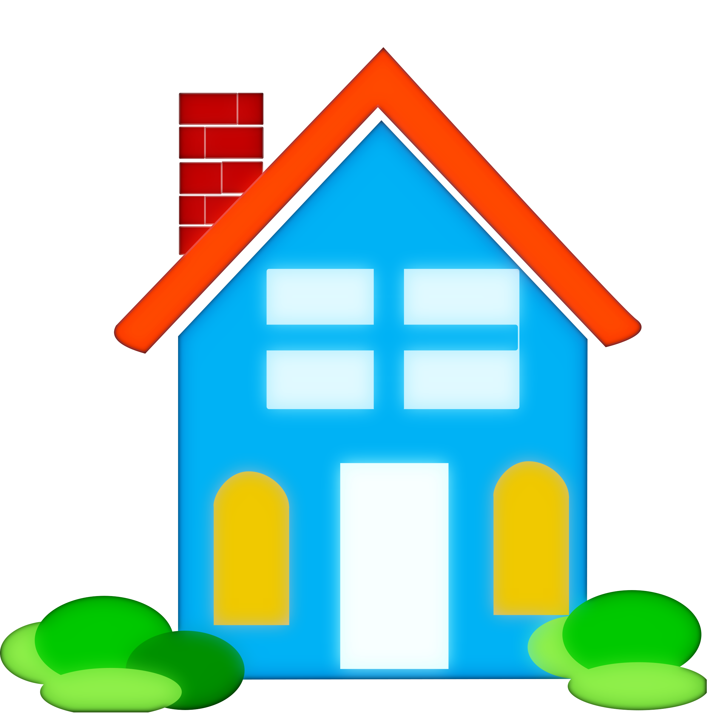 House Clipart to printable to.