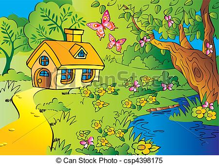 Woods Stock Illustrations. 321,552 Woods clip art images and.