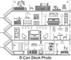 Interior Stock Illustrations. 210,310 Interior clip art images and.