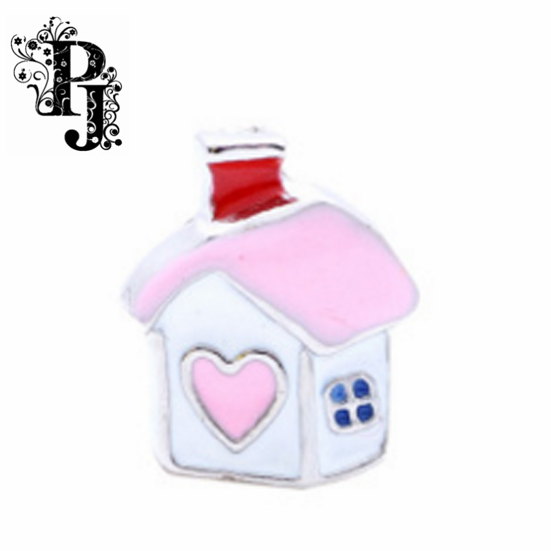 Pink House Jewelry Promotion.