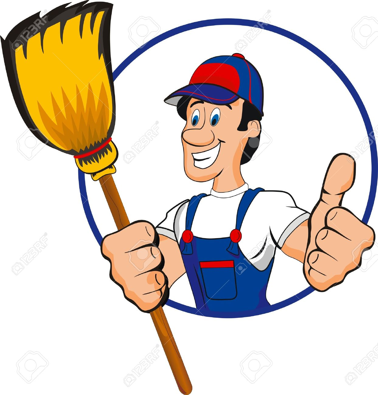 261 Housekeeping free clipart.