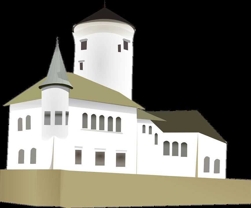 Free vector graphic: Monastery, Building, Castle.