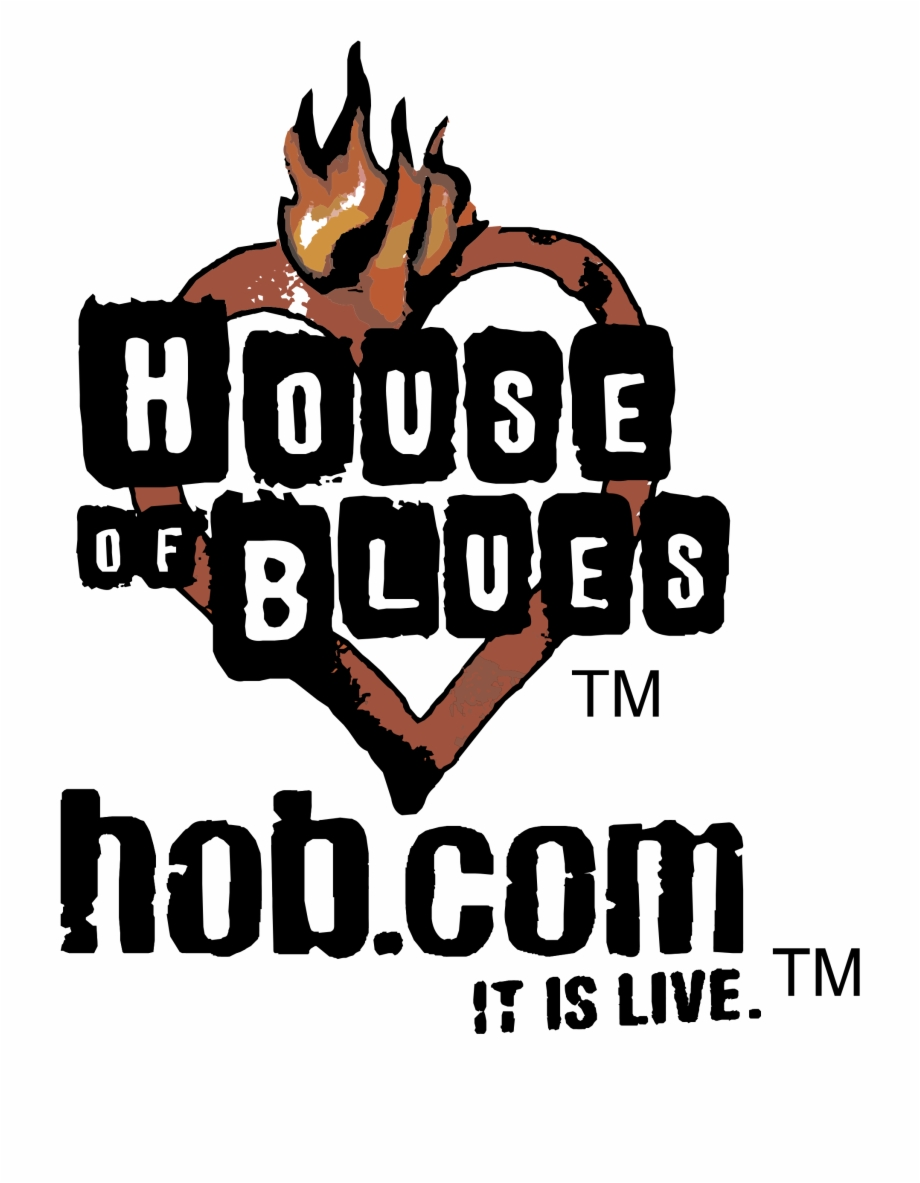 House Of Blues Logo Png Transparent.