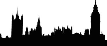 Houses Parliament Stock Illustrations.
