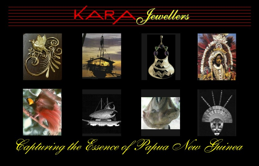 Welcome to Kara Jewellers Boroko, Papua New Guines.