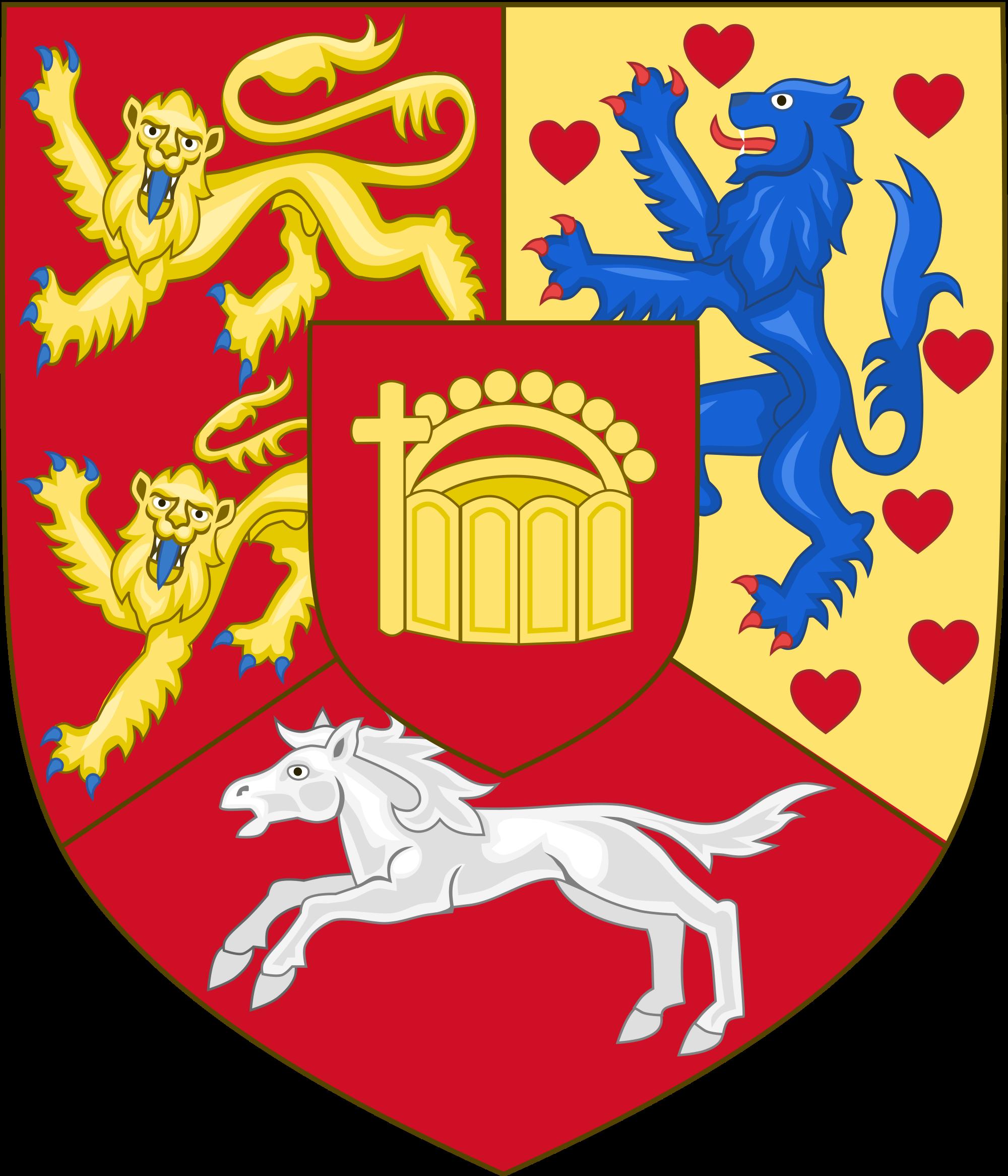 File:Royal Hanover Inescutcheon.svg.