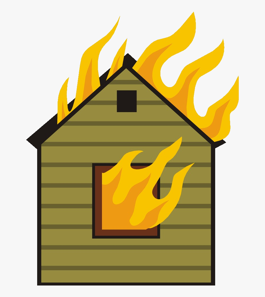 Fire House Clipart Collection Station On For Of Transparent.
