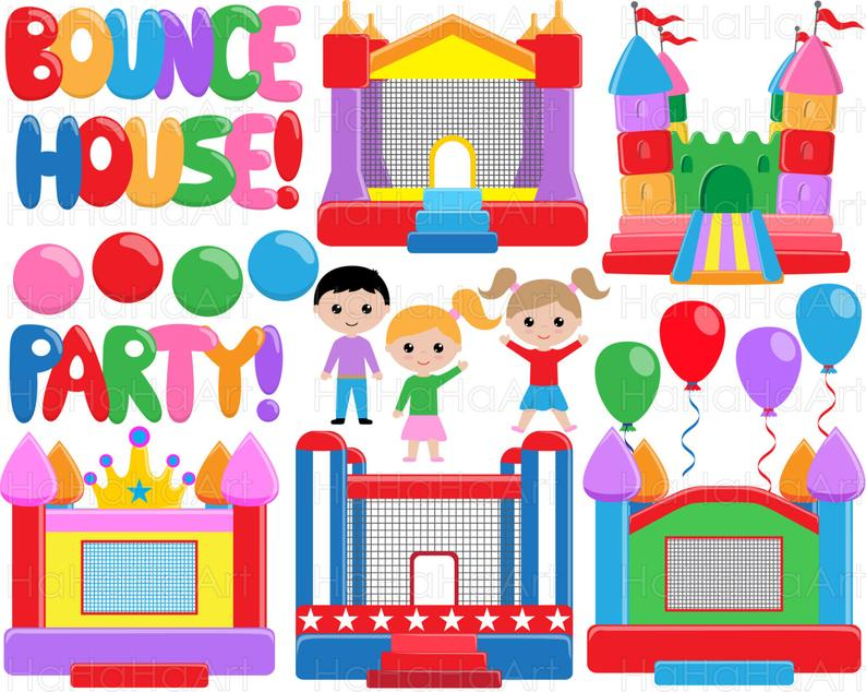 Bounce House Party V2.