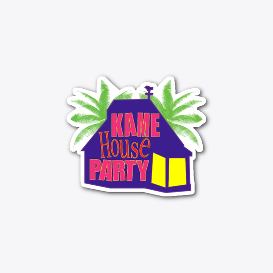 Kame House Party Logo.