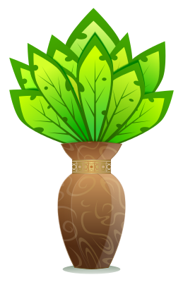 Free Houseplant Clipart, 1 page of Public Domain Clip Art.