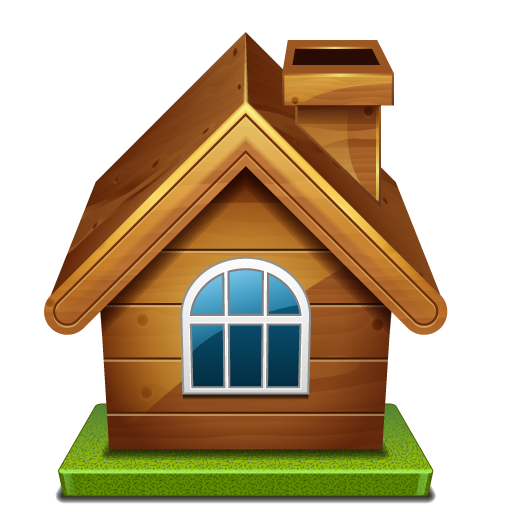 Download Wooden House PNG HD 474.