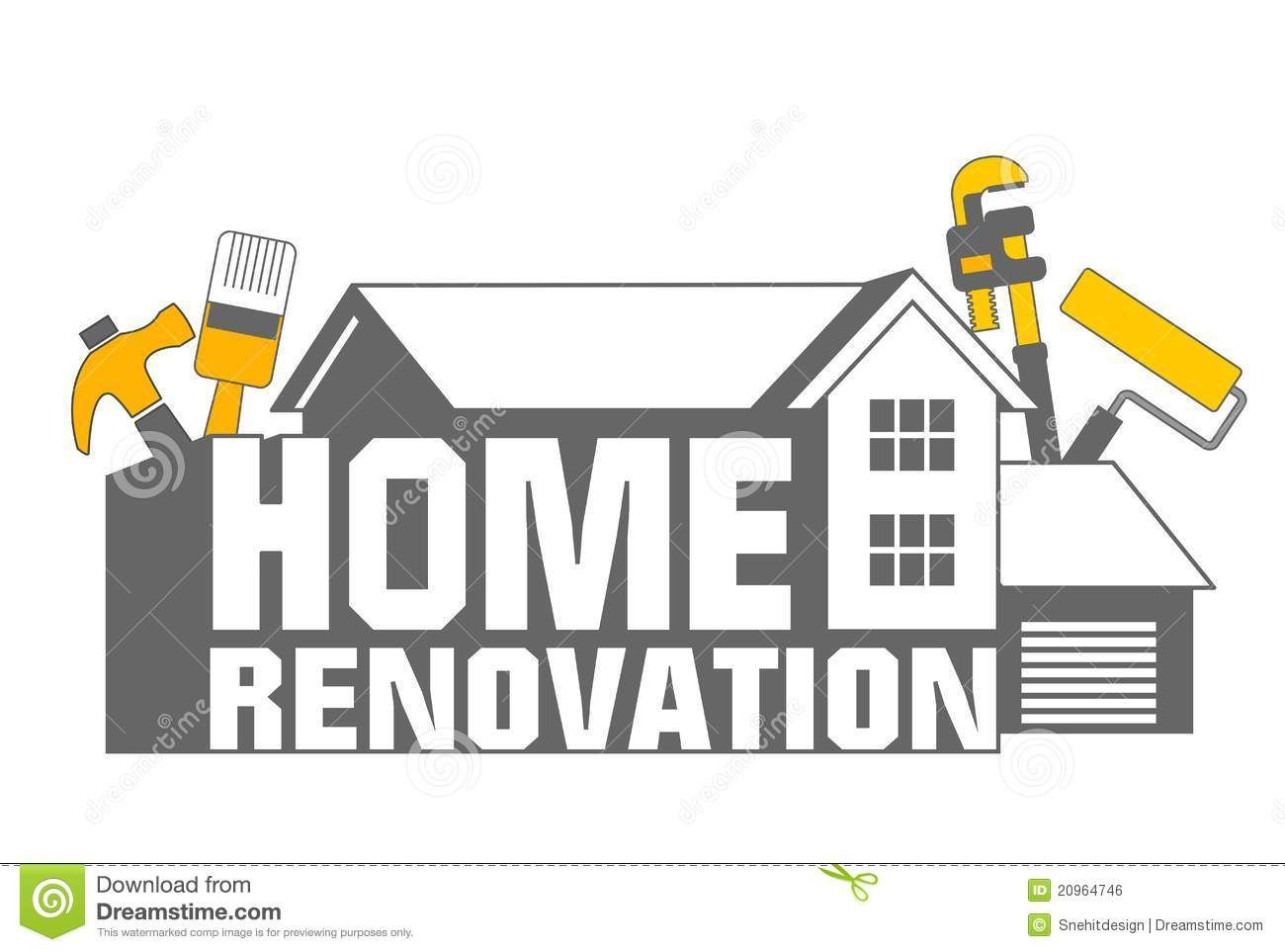 Home Renovation Clip Art I really want this..