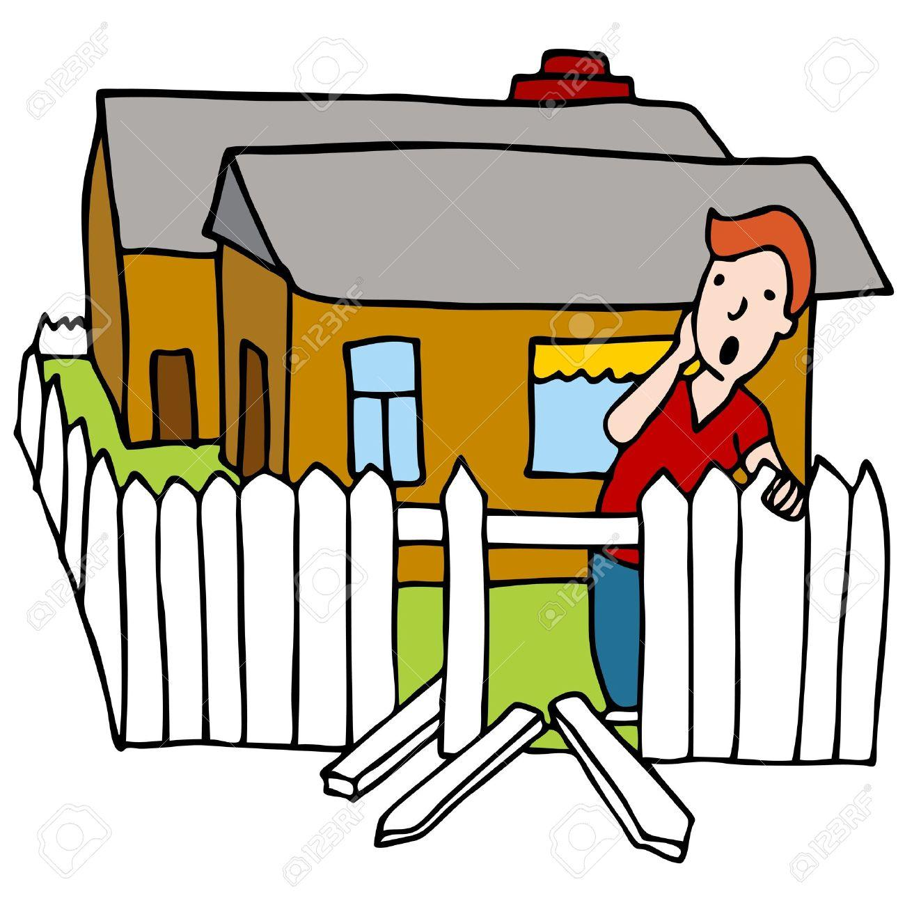 Clipart House Repair.