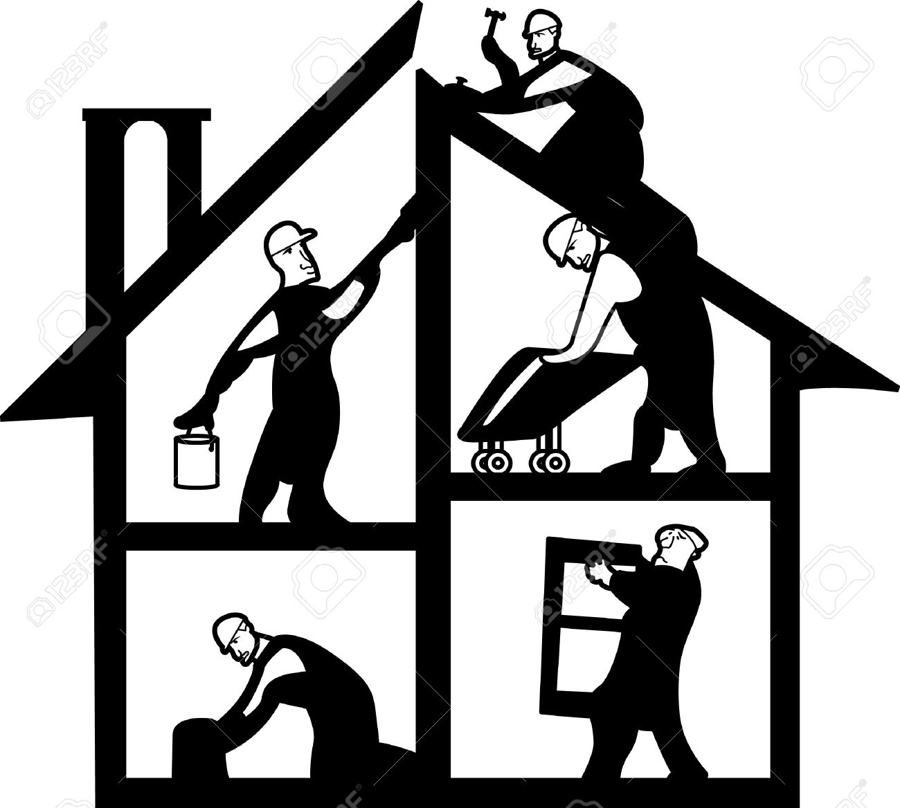 House Repair Clipart 20 Free Cliparts  Download Images On -9959
