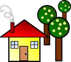 House Restoration Clipart.