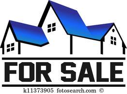 House sale Clip Art Royalty Free. 16,947 house sale clipart vector.