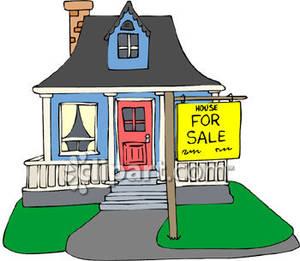 House Sale Clipart & House Sale Clip Art Images.