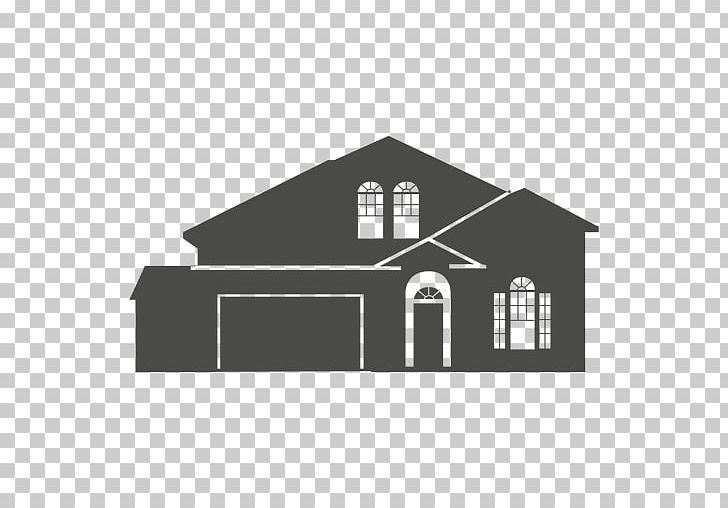 House Silhouette PNG, Clipart, Angle, Architecture, Black And White.