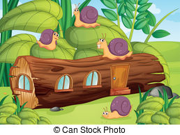 Snails Illustrations and Stock Art. 8,578 Snails illustration.