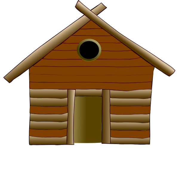 Old Style House Clip Art at Clker.com.