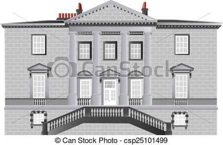 English house style Vector Clipart Illustrations. 160 English.