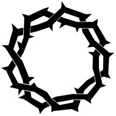 Thorns Clip Art.
