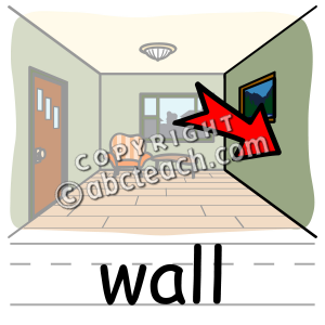 House Wall Clipart.