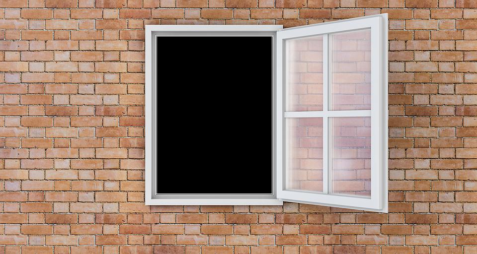 Windows Open Wall.