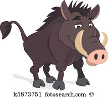 Boar Clipart Illustrations. 1,907 boar clip art vector EPS.