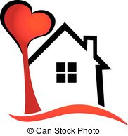 House heart Clipart Vector Graphics. 5,689 House heart EPS clip.