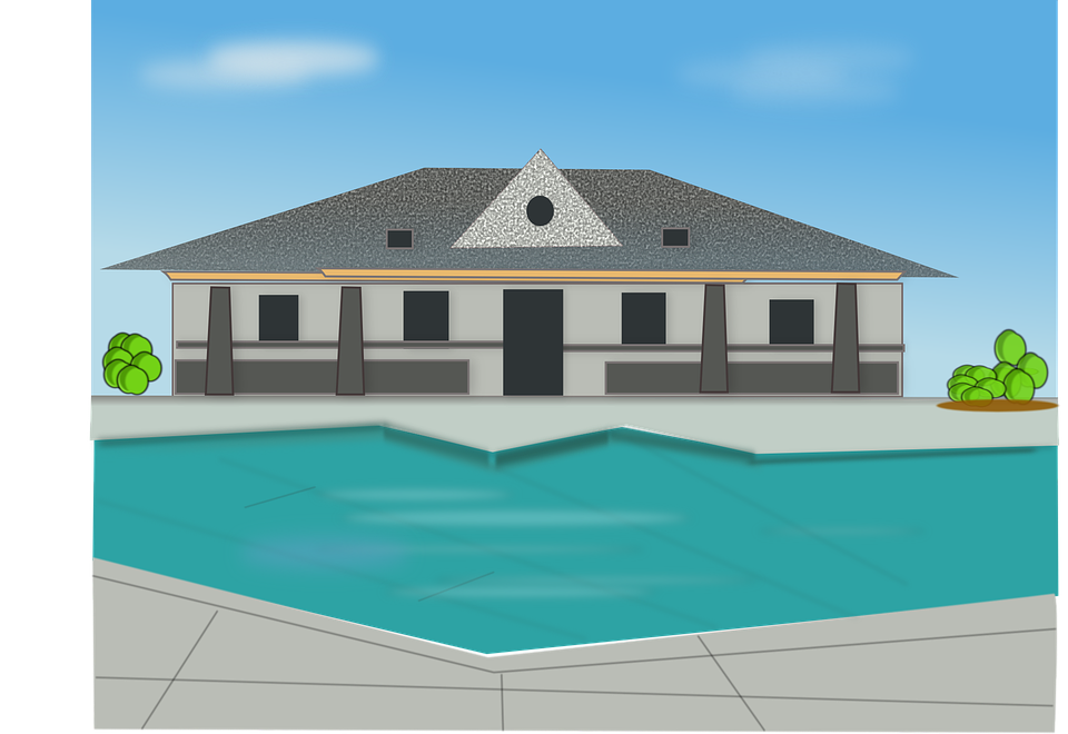 Free vector graphic: Villa, Pool, Swimming, House, Home.