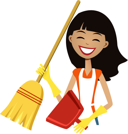 Housecleaning clipart clipart images gallery for free download.