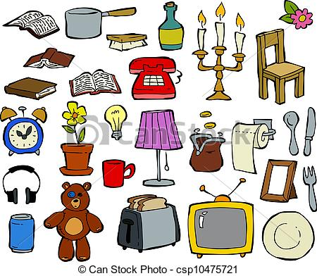 Household Goods Clipart Clipground