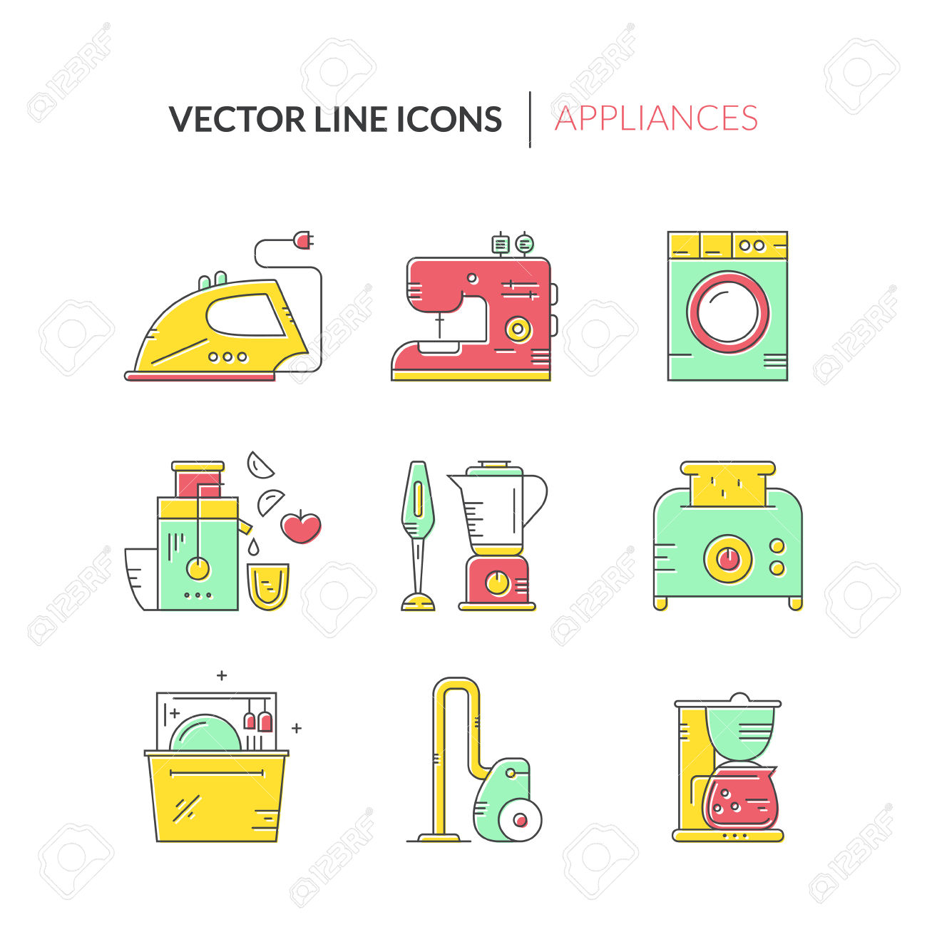 941 Household Goods Stock Illustrations, Cliparts And Royalty Free.