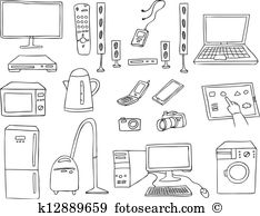 Household item Clipart Royalty Free. 2,589 household item clip art.