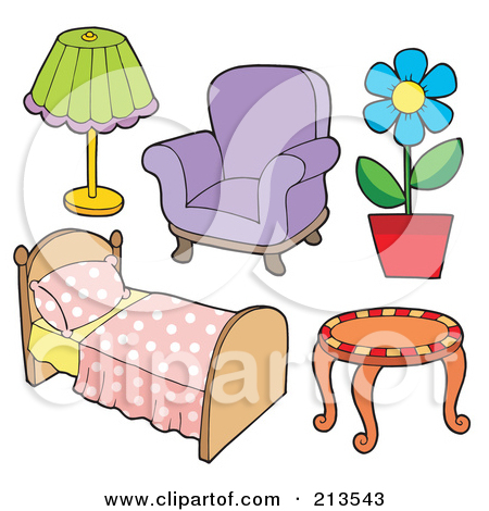 Free Household Items Clipart.