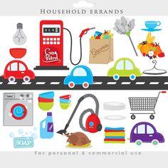 Laundry clip art > Household clipart, washing machine clip art.